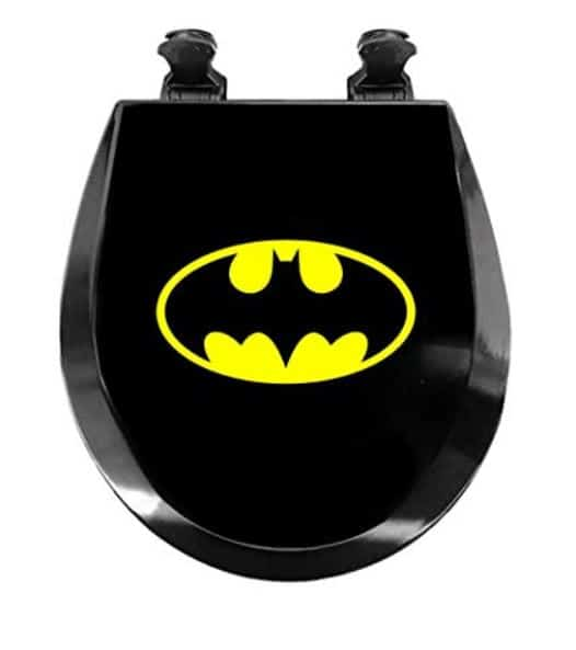 Batman Toilet Seat Project For Home
