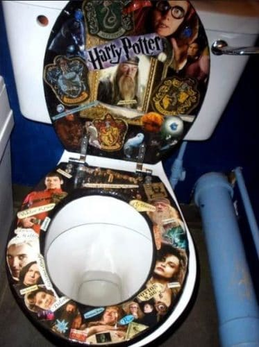Pleasant Nerdy Toilet Seats The Good Kind Of Bizarre Project For Home Evergreenethics Interior Chair Design Evergreenethicsorg